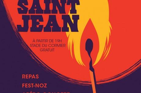 Feu de la saint Jean 2018